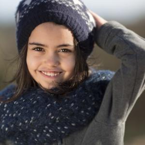 Amélie bonnet hivers