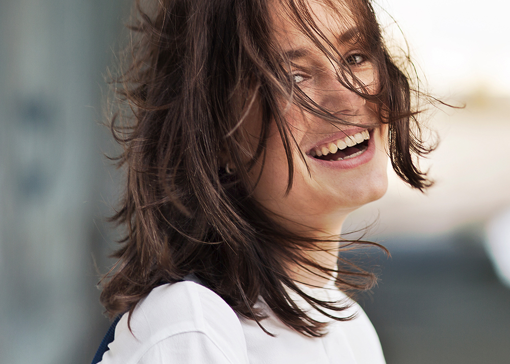 Le sourire de Carla
