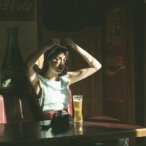 séance vintage, Hopper