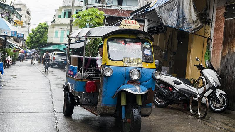 thaïlande, tuk tuk, bangkok, street photography, travel