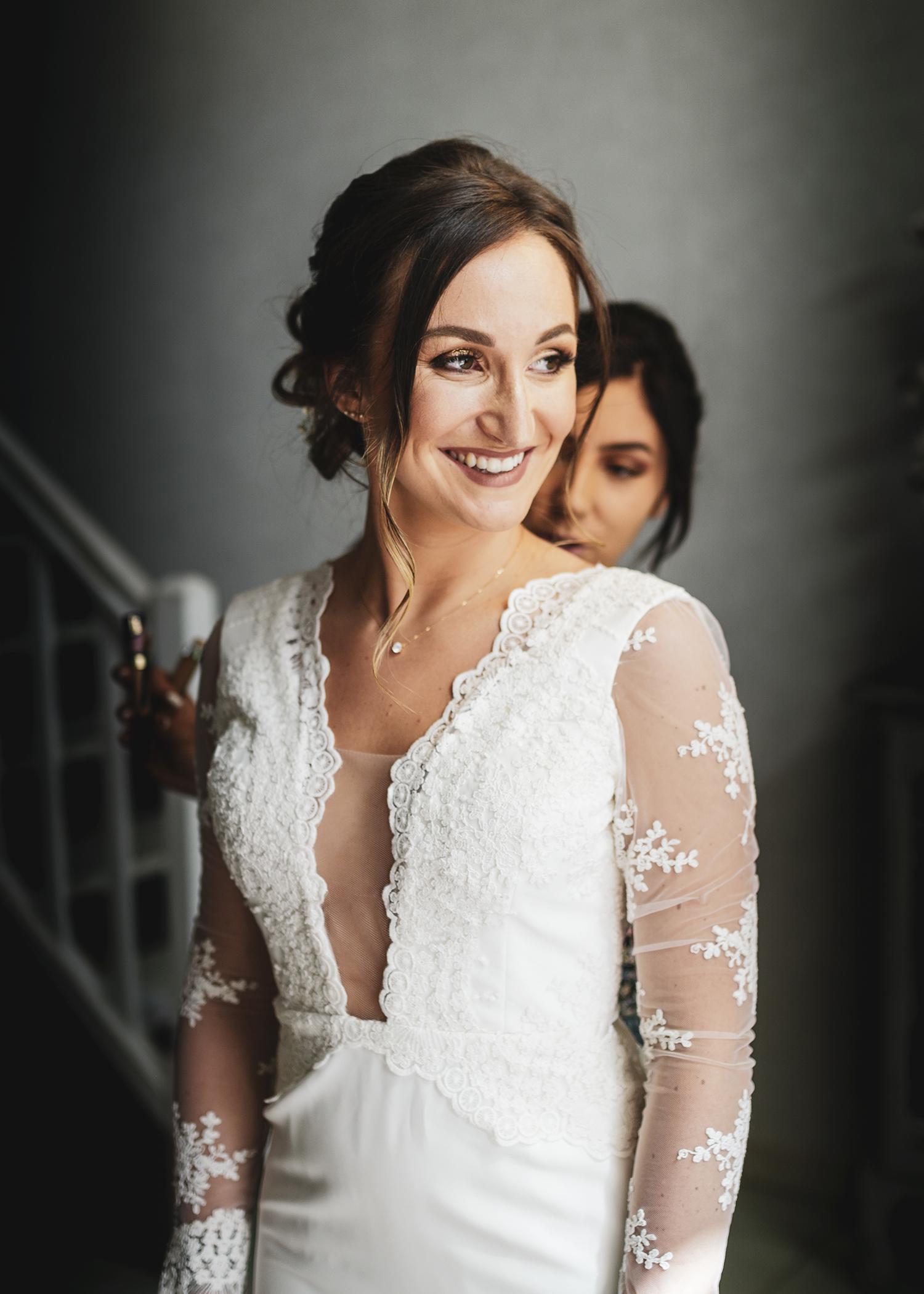 Photographe de mariage dans la loire, à Lorette près de st etienne